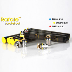 Uwell Rafale Replacement Coil - 4PK **CLEARANCE**