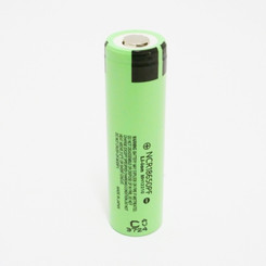 Panasonic NCR 18650PF 2900mAh 10A 3.7v Flat-Top Battery