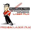"""11"""" x 17"""" - MaxBlack Premium Laser Film"""