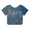 Gitter | 20 Inch Roll | Blue | 1 Yard