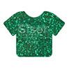 Gllitter | 20 Inch Roll | Emerald | 5 Yard