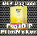 FilmMaker v10 RIP Software - DTP Upgrade (FastRIP/FilmMaker)