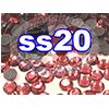 Rhinestones | SS20/5.0mm | Pink | 50 Gross
