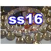 Rhinestones | SS16/4.0mm | Peach | 25 Gross