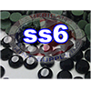 Rhinestones | SS06/2.0mm | Black Jet | 05 Gross