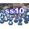 Rhinestones | SS10/2.8mm | Hotfix Rhinestone/Deep Blue | 25 Gross