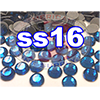 Rhinestones | SS16/4.0mm | Deep Blue | 25 Gross