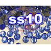 Rhinestones | SS10/2.8mm | Sapphire | 500 Gross