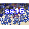 Rhinestones | SS16/4.0mm | Sapphire | 200 Gross