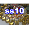 Rhinestones | SS10/2.8mm | Topaz | 05 Gross