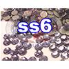 Rhinestones | SS06/2.0mm | Tanzanite | 100 Gross