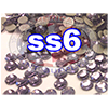 Rhinestones | SS06/2.0mm | Tanzanite | 250 Gross