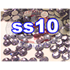 Rhinestones | SS10/2.8mm | Tanzanite | 25 Gross