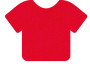Easyweed Stripflock | 15 Inch Roll | Bright Red | Yards -Bulk savings Per Yard