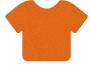 Easyweed Stripflock | 15 Inch Roll | Orange | Yards -Bulk savings Per Yard