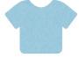 Easyweed Stripflock | 15 Inch Roll | Pale Blue | Yards -Bulk savings Per Yard