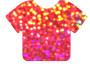Holographic | 20 Inch Roll | Fuchsia | Yards -Bulk savings Per Yard