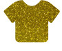 Glitter | 20 Inch Roll | Gold | Yards -Bulk savings Per Yard