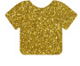 Glitter | 20 Inch Roll | Old Gold | Yards -Bulk savings Per Yard