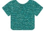 Glitter | 20 Inch Roll | Mermaid Blue | Yards -Bulk savings Per Yard
