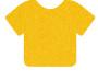 Easyweed Stripflock | 15 x 12 inch | Yellow | Sheets -Bulk savings Per Sheet