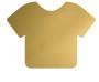 Metal | 20 Inch Roll | Gold | Sheets -Bulk savings Per Sheet