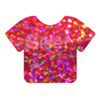 Holographic | 20 x 12 Inch | Pink | Sheets -Bulk savings Per Sheet