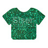 Glitter | 20 x 12 Inch | Emerald | Sheets -Bulk savings Per Sheet