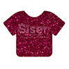 Glitter | 20 x 12 Inch | Hot Pink | Sheets -Bulk savings Per Sheet