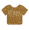 Glitter | 20 x 12 Inch | Old Gold | Sheets -Bulk savings Per Sheet