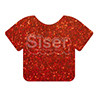 Glitter | 20 x 12 Inch | Red | Sheets -Bulk savings Per Sheet