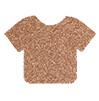 Glitter | 20 Inch Roll | Tawny | Yards -Bulk savings Per Yard
