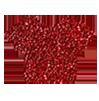 Twinkle | 20 x 12 Inch | Red | Sheets -Bulk savings Per Sheet