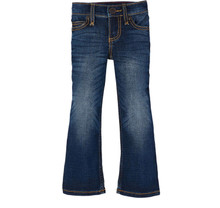 Wrangler® Boot Cut Jean  Girls' 7-14 (09MWGMS)
