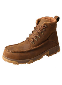 Men's Work 6″ Comp Toe Boot with CellStretch® MXCC001