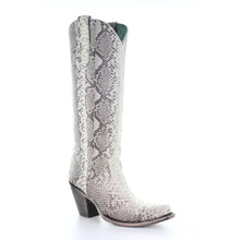 Corral Python Tall Top Boots A3789