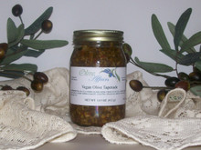 Vegan Olive Tapenade 14 oz.