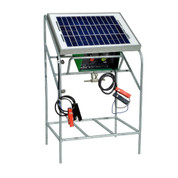 Cheetah 10watt Solar Panel and Stand