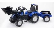 New Holland Tractor Genuine Pedal Replica