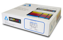 HPTLC-Bonded Phase Sample Pack 150um 10x20cm scored (5 plates each RP2, RP8, RP18, CN, NH2) P07527