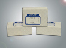 Alumina GF 250um 2.5x10cm (25 plates/box) P04081