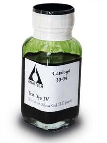 Test Dye IV (for Silica Gel plates), 45mL vial A30-04