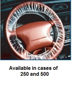 Plastic Steering Wheel Covers - SHIPPING INCLUDED