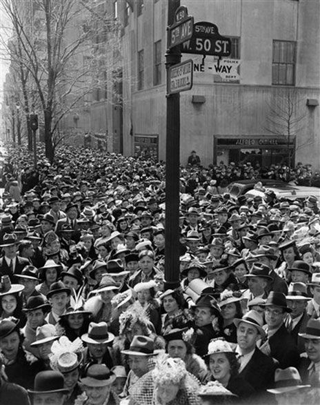 5th Avenue Easter Parade