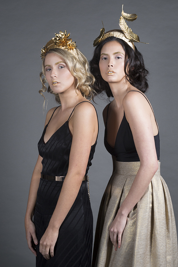 Love Lotus Gold Crowns Spring 2015 Collection