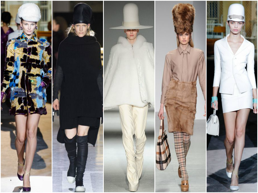 Tall Hats AW 2014