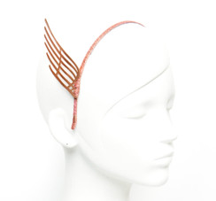 Apollo - Rose Gold Headband by Studio ANISS