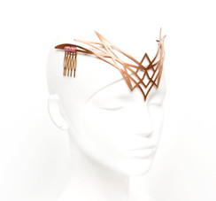 Crystalina - Copper Crown by Studio ANISS