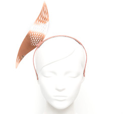 Prisma - Floating Copper Headband by Studio ANISS