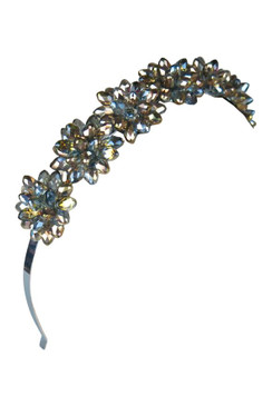Dakota - Morgan & Taylor Beaded Flower Headband